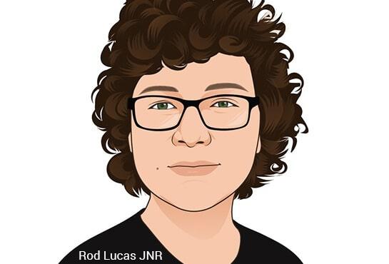 Rod Lucas JNR